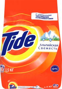 Порошок стиральный Automat Alpine Fresh Tide м/у 1,5кг