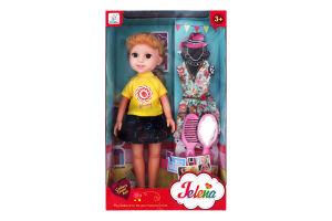 Лялька для дітей від 3 років №89005 Jelena My Lucky Doll Shantou Jinxing Plastics 1шт
