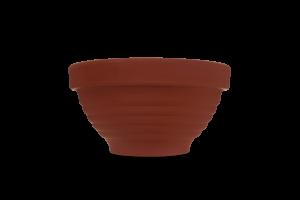 Піала рельєфна 17,5*9,5*1,0 кераміка, 1шт