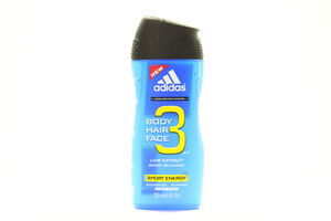 Гель д/д д/чол.Adidas 3в1 S.Energy 250мл