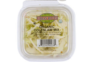 Urban Roots Organic Coleslaw Mix