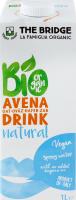 Напиток овсяный органический Avena Drink Natural The Bridge т/п 1л