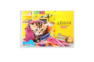 Альбом для рисования А4 20 листов PB-SC-020-275 Школярик 1шт