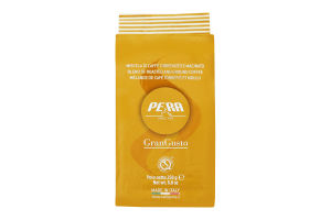 Кофе натуральный жареный молотый Gran Gusto Pera м/у 250г