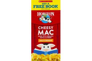 Horizon Cheesy Mac Mild Cheddar