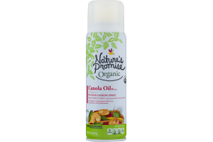 Nature's Promise Organic Canola Oil No-Stick Cooking Spray