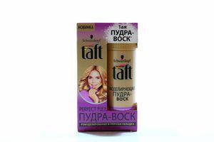 Пудра-воск для волос сверхсильной фиксации Perfect Flex Taft 10г