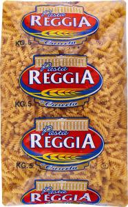 Макаронные изделия Fusilli 48 Pasta Reggia м/у 5кг