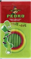 Цукерки желейні Олівці зі смаком яблука Pedro м/у 85г