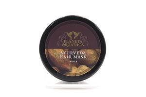 Маска для волос Аюрведическая золотая Planeta Organica 300мл
