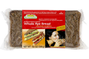 Mestemacher Whole Rye Bread