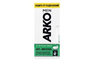 Крем після гоління Anti-Irritation Arko Men 50мл