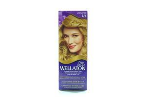 Крем-краска для волос Wellaton Золотой блондин №9/3 Wella