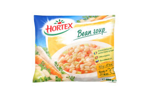 Суміш овочева швидкозаморожена Hortex м/у 400г