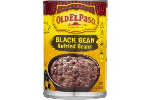 Old El Paso Refried Beans Black Bean