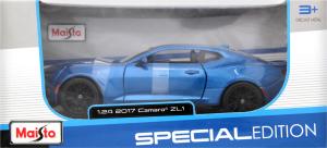 Игрушка Maisto Chevrolet Camaro ZL1 син 1:24 31512