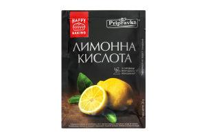Кислота лимонна харчова Pripravka м/у 20г