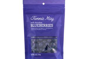 Fannie May Milk Chocolate Blueberries