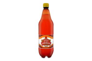 Пиво 1л 4.2% світле пастеризоване Душа пивовара п/пл