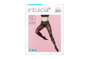 Колготки жіночі Intuicia Support Up 50den 2 vizone