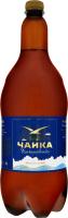 Пиво 1.8л 4.8% світле фільтроване пастеризоване Дніпровська Чайка п/пл