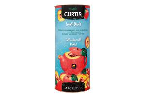Суміш чаю чорного та зеленого байхового Lovey-Dovey Curtis туб 80г