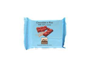 Шоколад Maglio молочний зі шмат. повітряного рису 50г х24