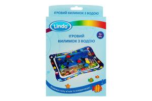 Коврик для детей от 3мес игровой с водой №F2010 Lindo 1шт