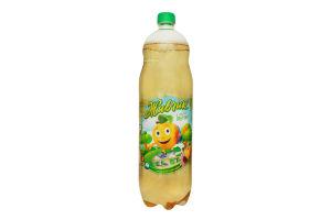 Напиток безалкогольный сильногазированный с соком яблока Живчик п/бут 1.5л