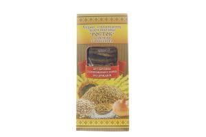 Сухарі з пророщеної пшениці Росток з гречкою УкрЕко-Хліб 150г