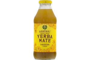 Guayaki Yerba Mate Tangerine Terere