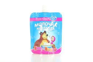 Молоко зг.8,5% Маша і Медвідь д/п 100г