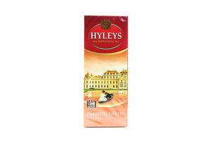 Чай черный с кусочками маракуйи Плод страсти Hyleys к/у 25х1.5г