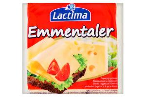 Сир Лактіма Асорті Тост Ементалер 36,2% 130