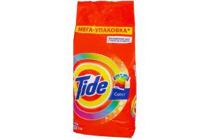 Порошок стиральный Color Tide 9кг
