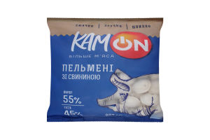 Пельмени со свининой Kamon м/у 800г