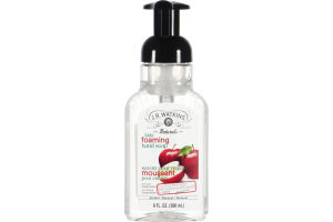 J.R. Watkins Naturals Kids' Foaming Hand Soap Juicy Sweet Apple