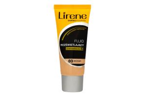 Lirene тональний крем освітлюючий з вітаміном C 03 30мл