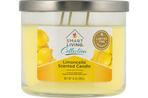 Smart Living Scented Candle Limoncello