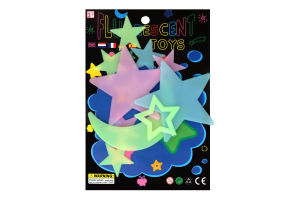 Набор Звезды Фигурки что светятся Y02