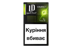 Сигареты с фильтром Autograph Compact Green Swing LD 20шт