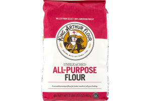 King Arthur Flour Unbleached Flour All-Purpose
