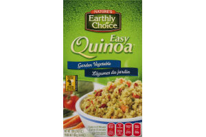 Nature's Earthly Choice Easy Quinoa Garden Vegetable