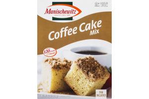 Manischewitz Coffee Cake Mix