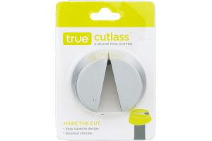 True Cutlass 6-Blade Foil Cutter