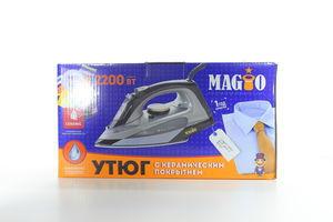 Праска Magio МG-136 2200Вт керам.пар.уд.