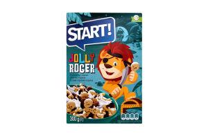Завтраки сухие Веселый Роджер Start! к/у 300г