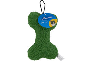 Companion Dog Toy Fleece Man