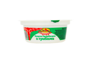 Закуска бутербродная с грибами Вомонд п/у 100г