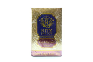 Чай Ritz Barton Royal Big Leaf 80г х30